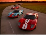 Production (Stock) Ford GT40, Ford GT40