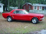 Production (Stock) Ford Mustang, 1965 -Ford - Mustang - 15713