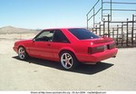 Production (Custom) Ford Mustang, 1990 lx