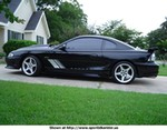 Production (Custom) Ford Mustang, Saleen S281