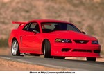 Production (Stock) Ford Mustang, 2003 -Ford - Mustang - 1603