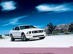 Production (Stock) Ford Mustang, 2006 Ford Mustang V6 Pony