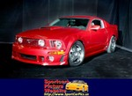 Production (Custom) Ford Mustang, Roush Performance Mustang