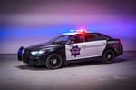 Production (Stock) Ford Taurus, Ford Taurus - Marked Ford Taurus Police Cruiser Body Style 2010-2019 ... Source: <a href='http://picturecarswest.com/wp3/marked-ford-taurus-police-cruiser-body-style-2010-2019/' target='_blank'>http://picturecarswest.com/...</a>
