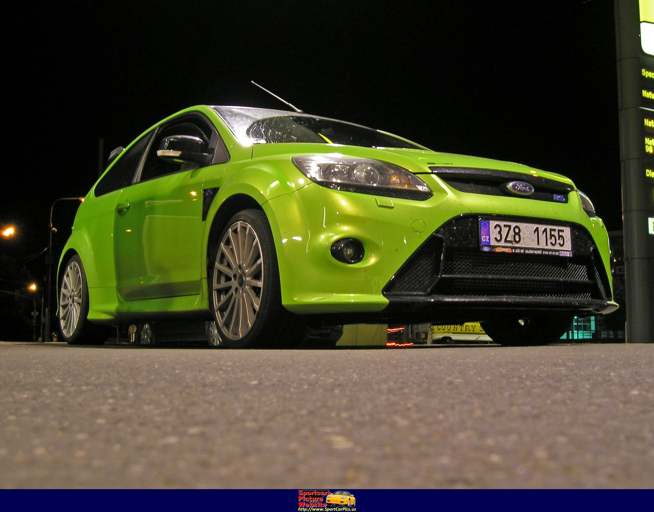Ford Focus RS - ID: 72159