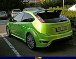 Production (Stock) Ford Focus RS, Ford - Focus RS - 72150