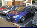 Production (Stock) Ford Focus RS, Ford - Focus RS - 72154