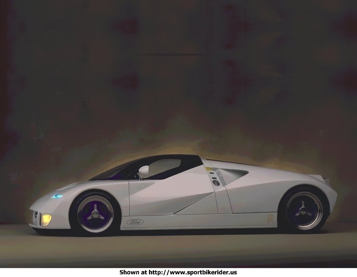 Ford GT-90 - ID: 1111