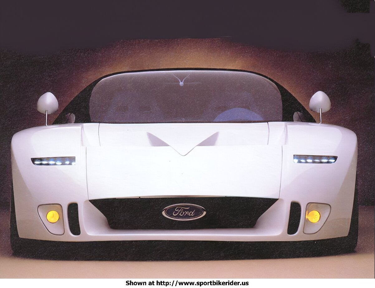 Ford GT-90 - ID: 1112