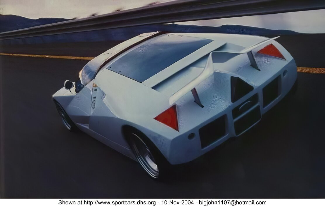 Ford GT-90 - ID: 7079