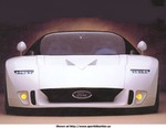 Concept Cars Ford GT-90, One of the most beautiful cars.