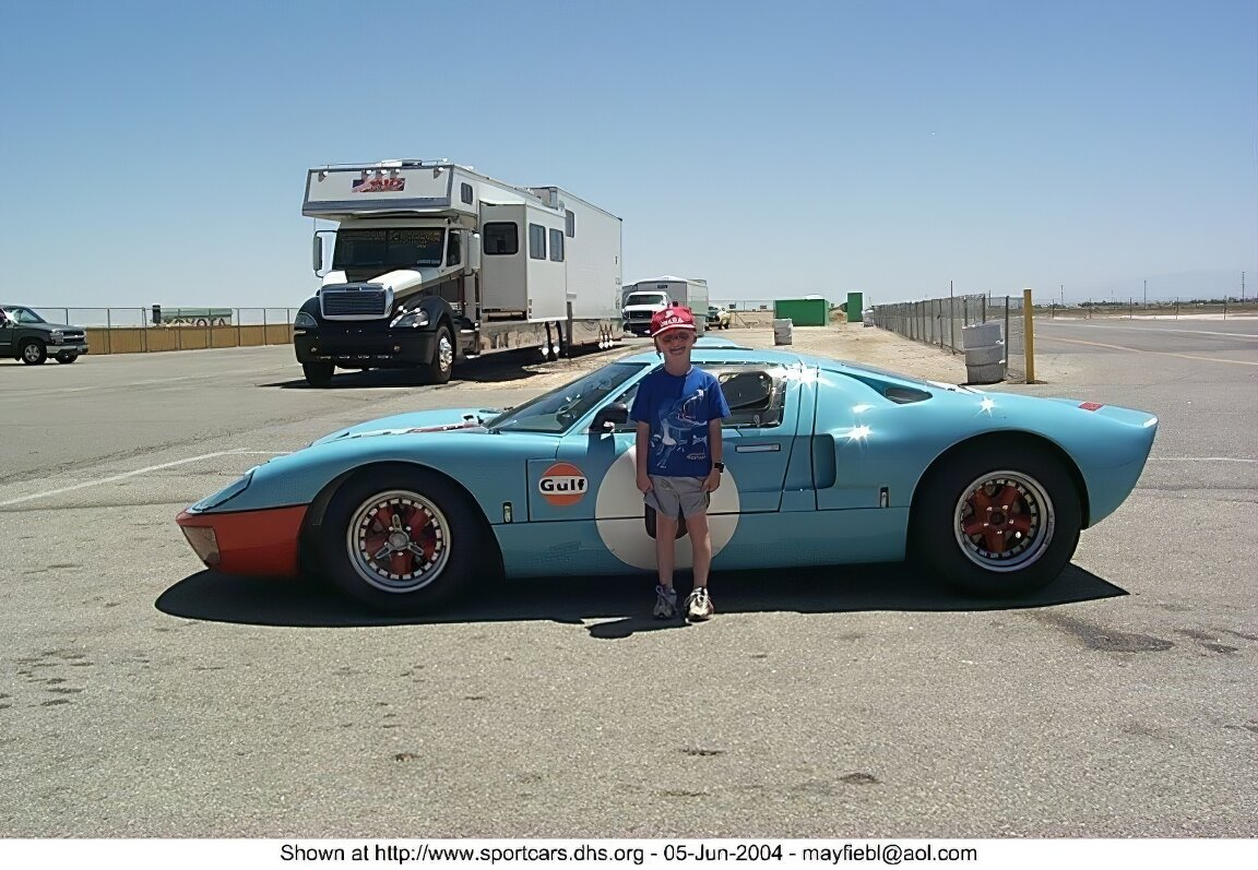 Ford GT40 - ID: 2198