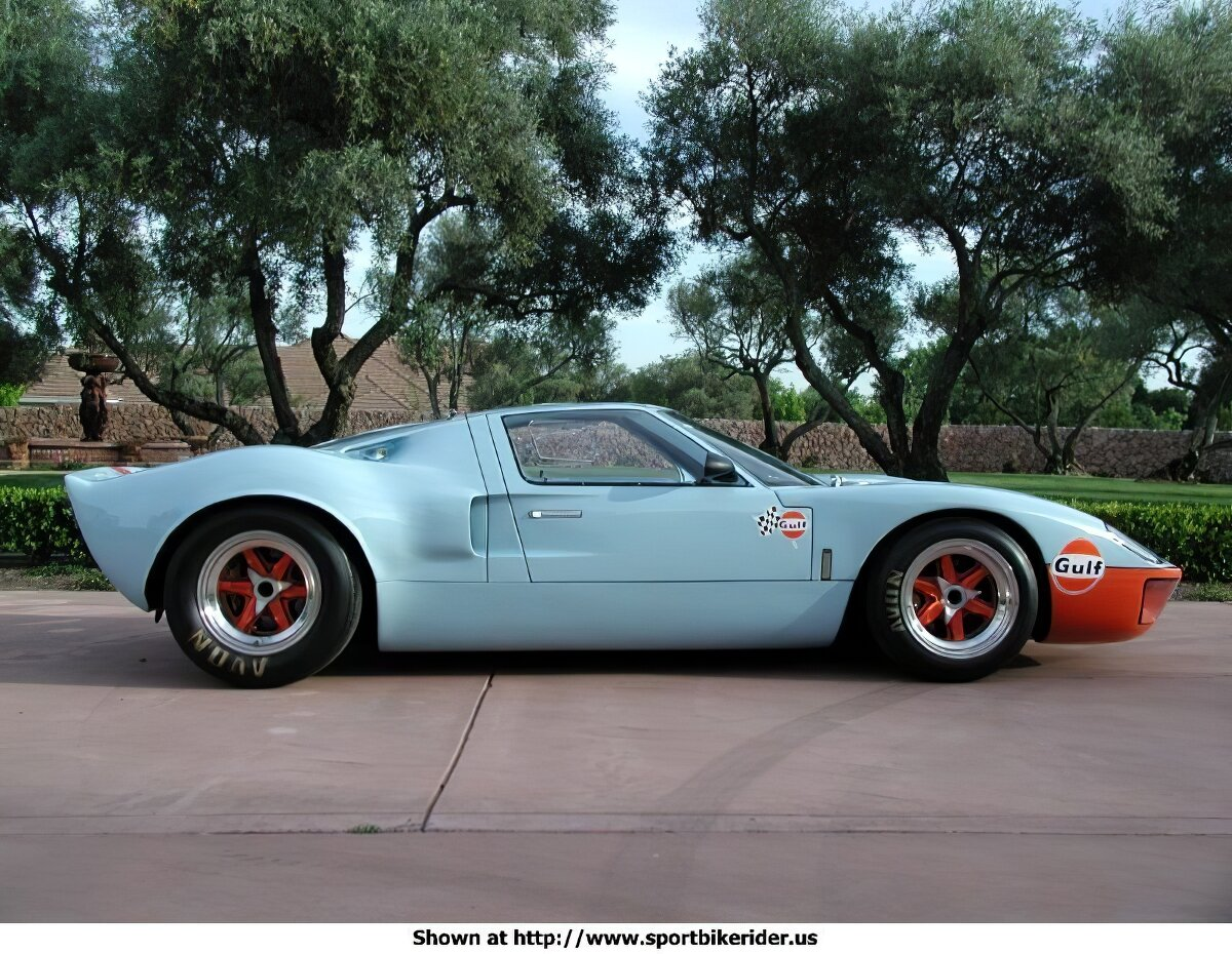 Ford GT40 - ID: 1234