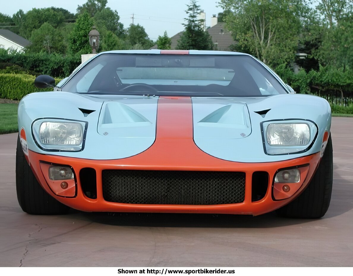 Ford GT40 - ID: 1235