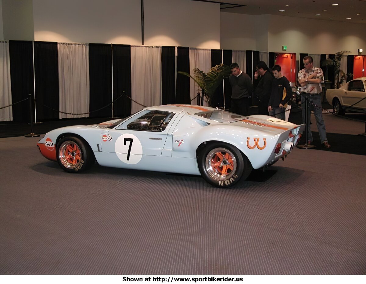 Ford GT40 - ID: 1236