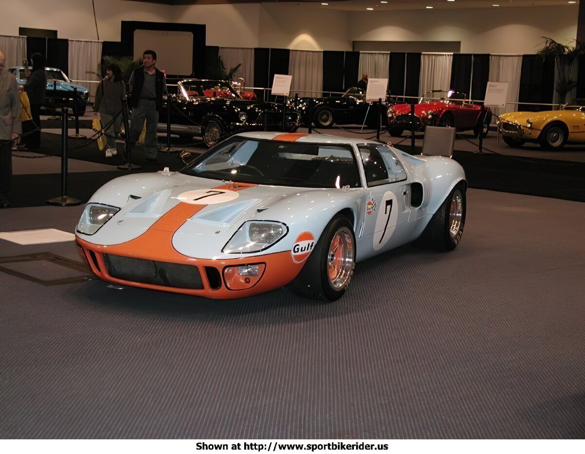 Ford GT40 - ID: 1237