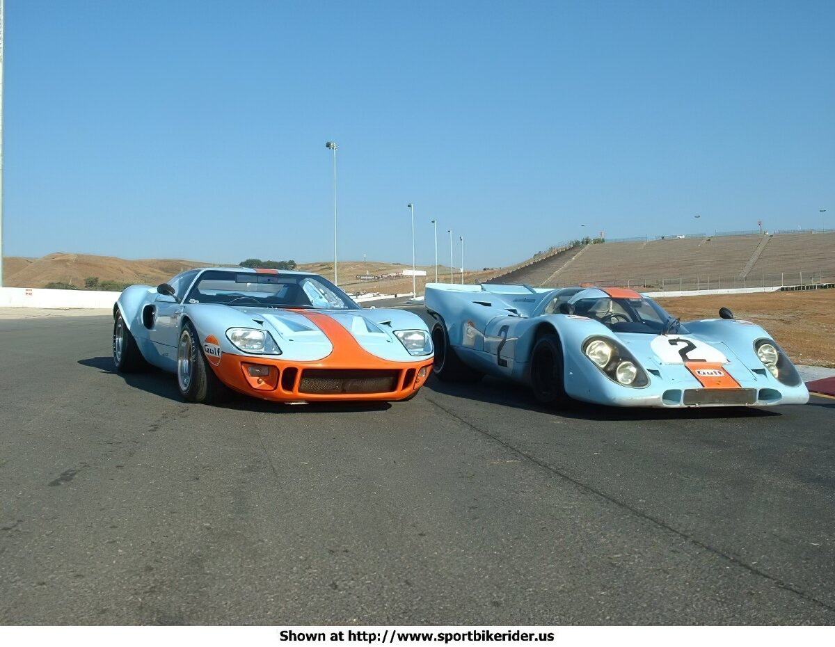 Ford GT40 - ID: 1239