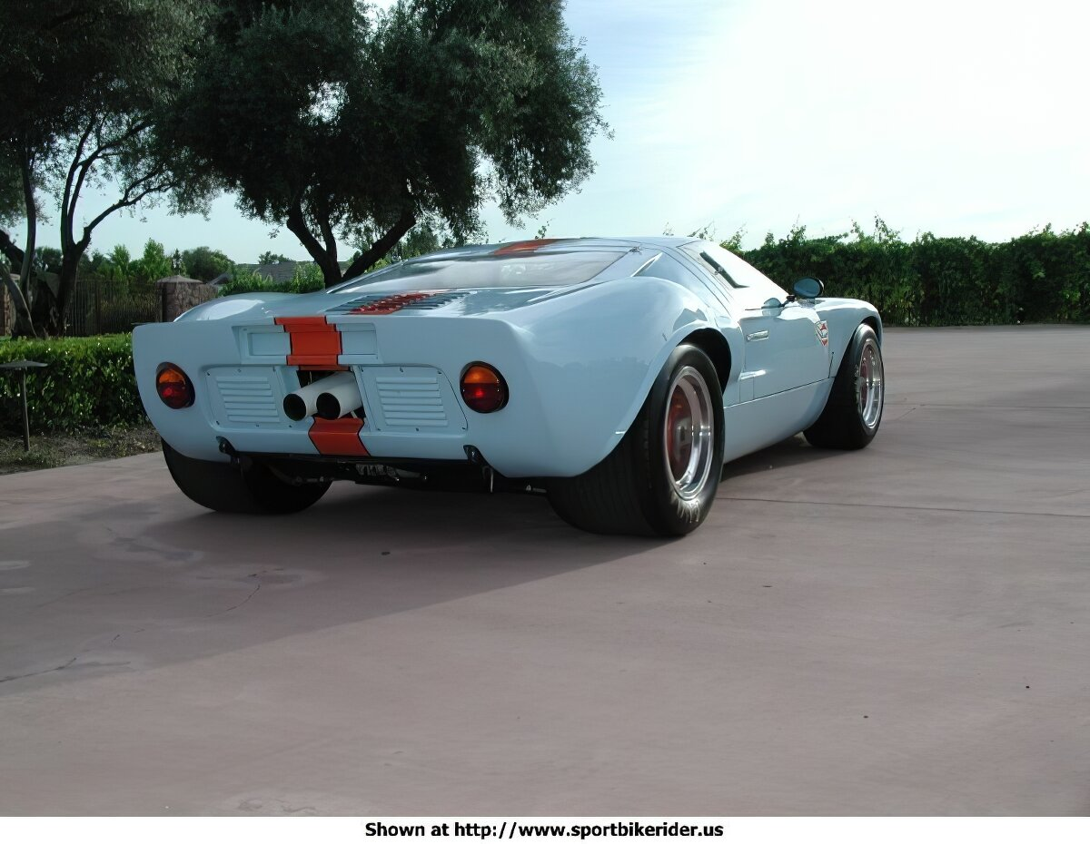 Ford GT40 - ID: 1240