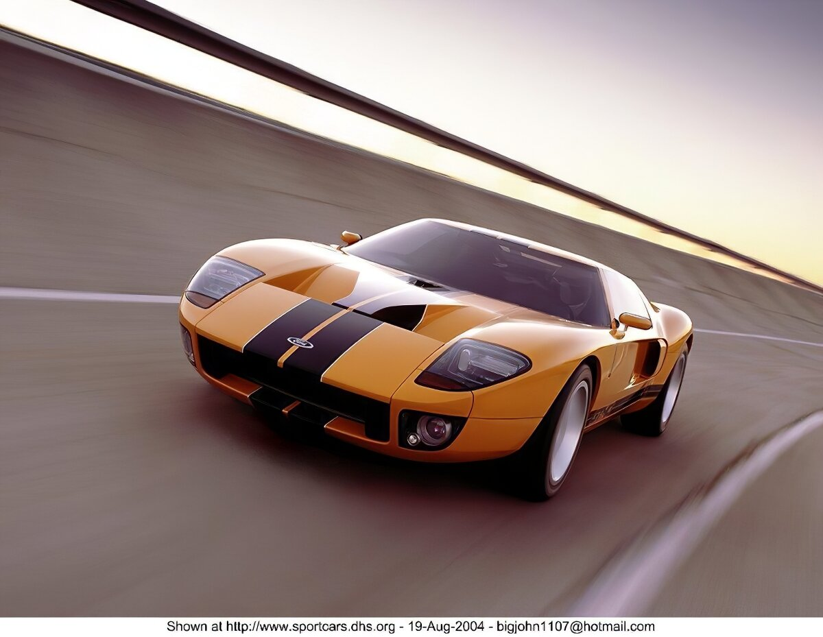 Ford - GT40 - 2366 - Ford GT40 - ID: 2366