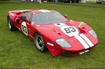 Production (Stock) Ford GT40, 1969 -Ford - GT40 - 16685