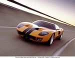 Concept Cars Ford GT40, Ford - GT40 - 2366