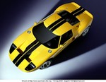 Concept Cars Ford GT40, Ford - GT40 - 2367