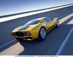 Concept Cars Ford GT40, Ford - GT40 - 2368