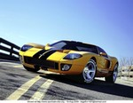 Concept Cars Ford GT40, Ford - GT40 - 2371