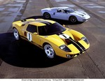 Concept Cars Ford GT40, Ford - GT40 - 2372