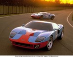 Concept Cars Ford GT40, Ford - GT40 - 2373