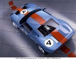 Concept Cars Ford GT40, Ford - GT40 - 2374