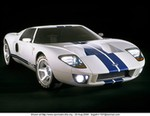 Concept Cars Ford GT40, Ford - GT40 - 2379