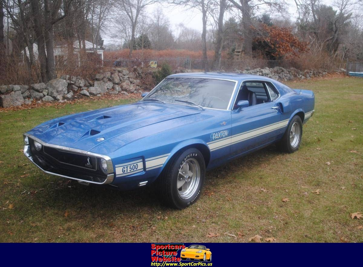 Ford Mustang - ID: 224838