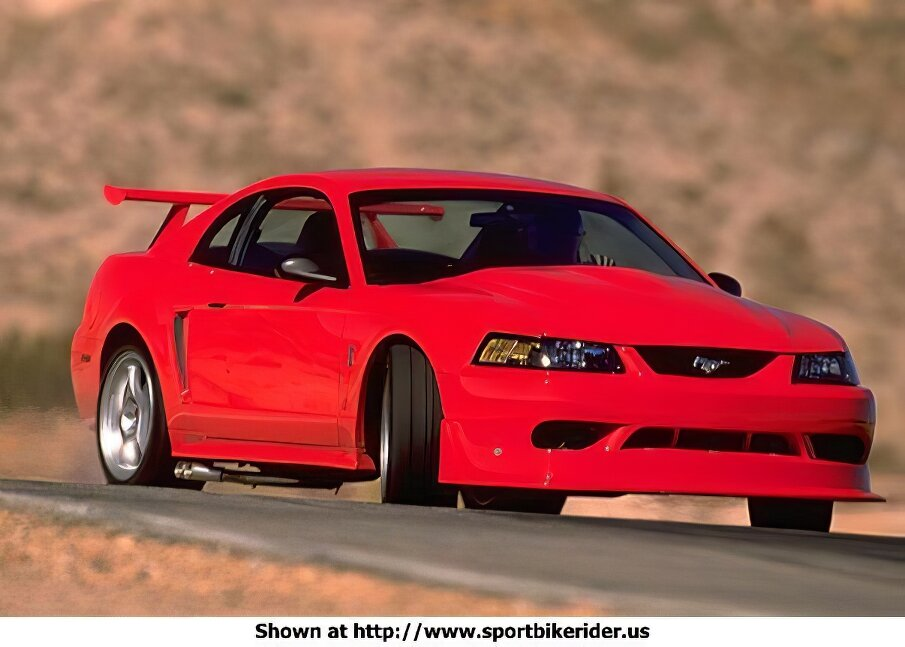 Ford Mustang - ID: 1603