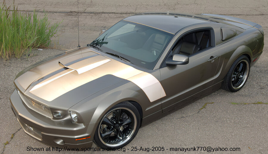 Ford Mustang - ID: 15396