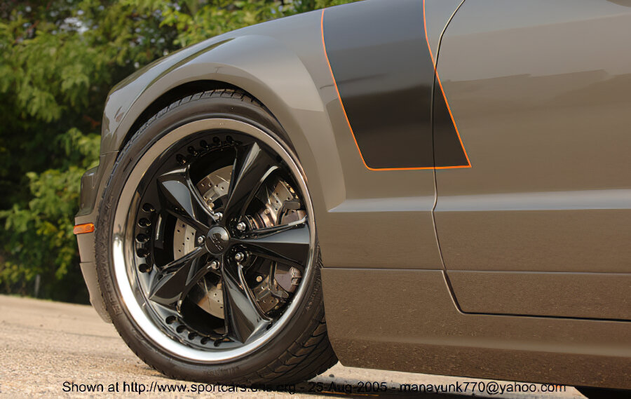 Ford Mustang - ID: 15397