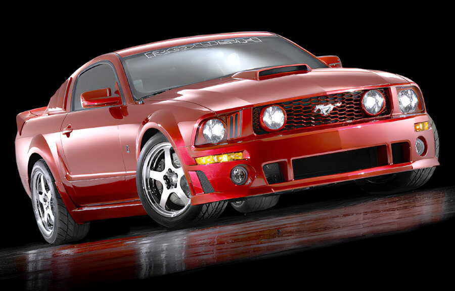Ford Mustang - ID: 14434