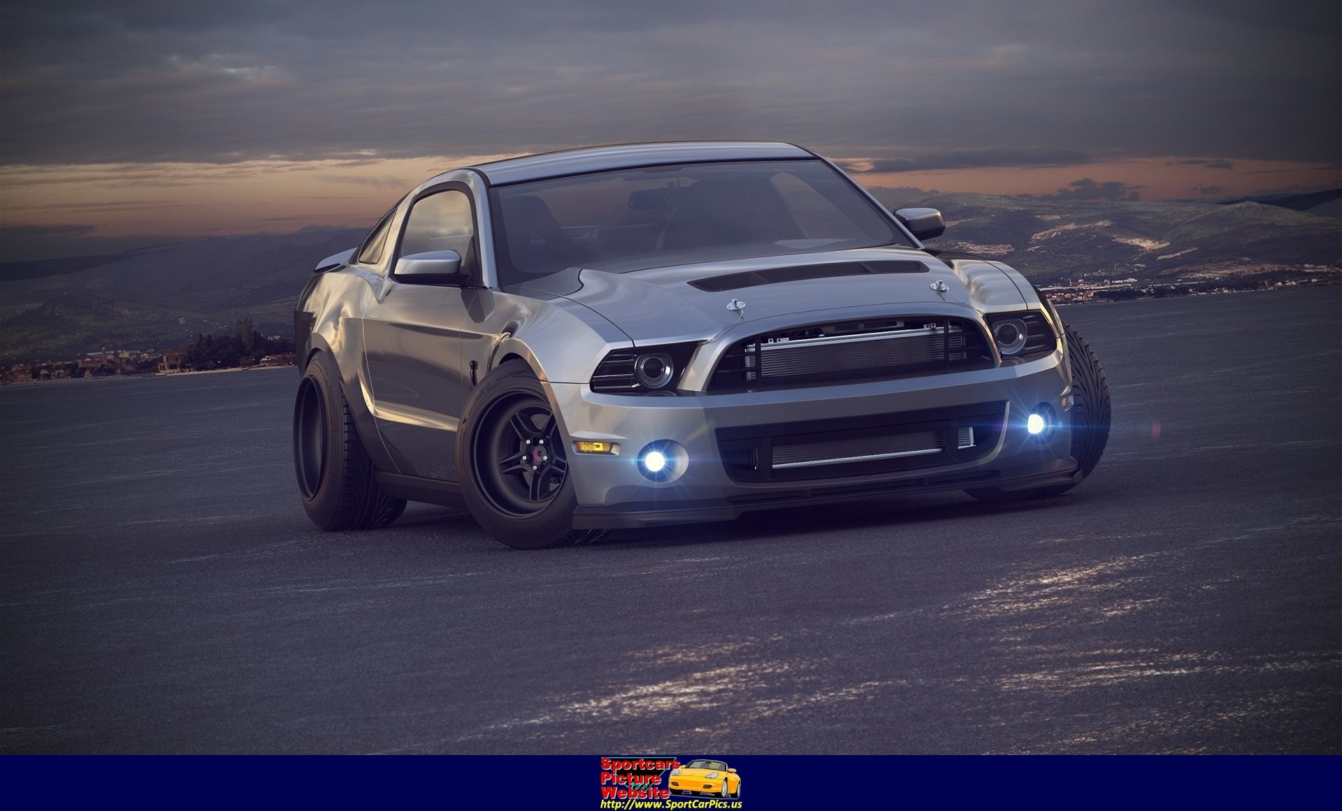 Ford Mustang - ID: 224845