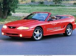 Production (Stock) Ford Mustang, 1994 -Ford - Mustang - 2255