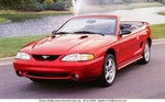Production (Stock) Ford Mustang, 1998 -Ford - Mustang - 2229