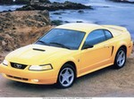Production (Stock) Ford Mustang, 1999 -Ford - Mustang - 2257