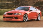 Production (Stock) Ford Mustang, 2000 -Ford - Mustang - 2232