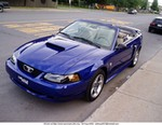 Production (Stock) Ford Mustang, GT fun to drive but can't wait to try the new '05