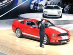 Production (Stock) Ford Mustang, Ford - Mustang - 13709