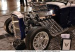 Production (Custom) Ford Roadster, 1932 Ford Roadster Engine
