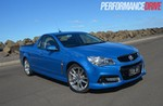 Production (Stock) Holden Commodore SS, Holden Commodore SS - 2014 Holden VF Commodore SS V Redline Ute review (video ... Source: <a href='http://performancedrive.com.au/2014-holden-vf-commodore-ss-v-redline-ute-review-video-1513/' target='_blank'>http://performancedrive.com.au/...</a>