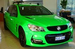Production (Stock) Holden Commodore SS, Holden Commodore SS - 2017 Holden Commodore SS V Sportwagon Redline VF II MY17 ... Source: <a href='https://www.lennockused.com.au/stock/details/484040/2017-holden-commodore' target='_blank'>https://www.lennockused.com.au/...</a>