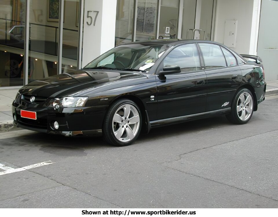 My Holden Commodore SS - Holden Commodore SS - ID: 1009