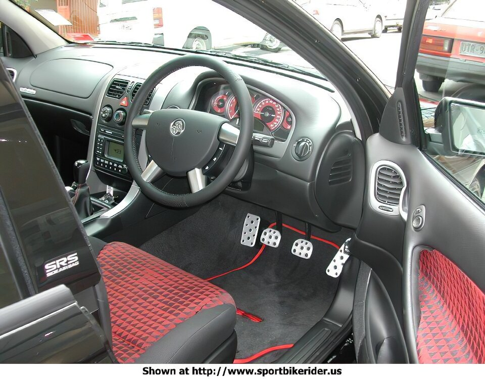 Holden Commodore SS Interior - Holden Commodore SS - ID: 1012