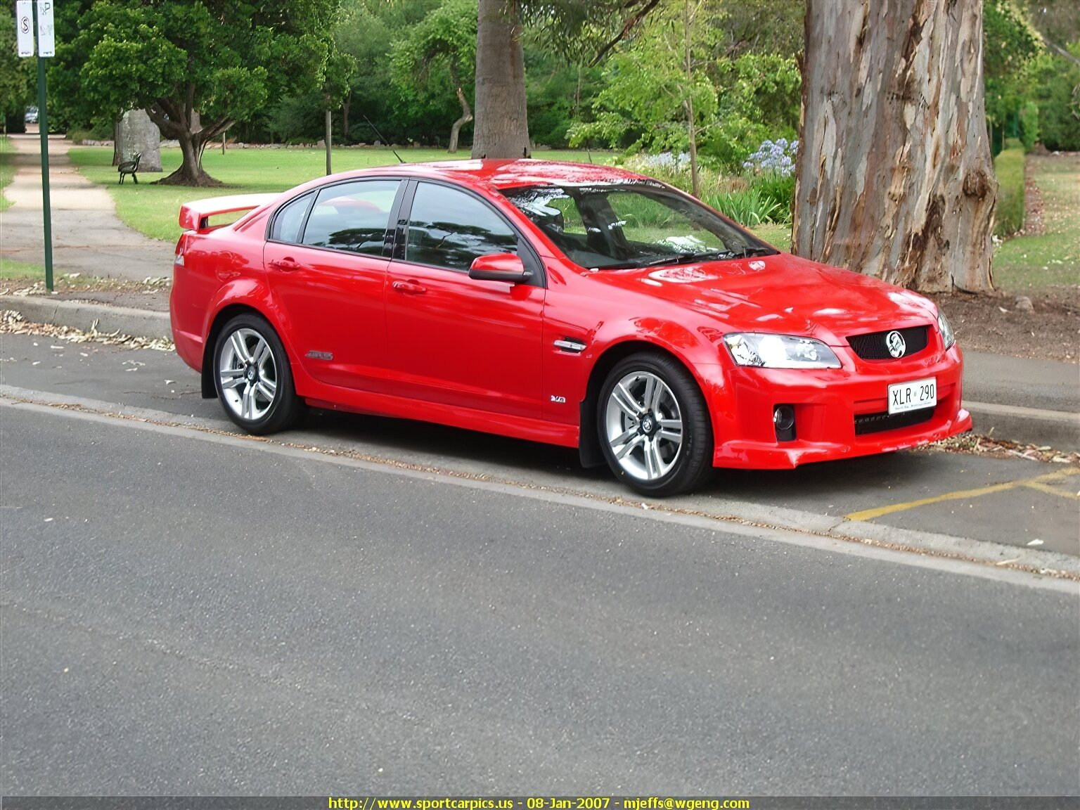 Holden Commodore SS - ID: 16890